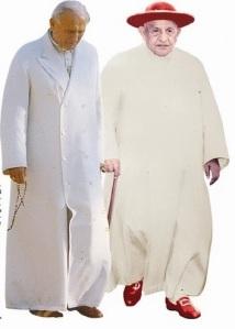 Santi Giovanni XXIII e Giovanni Paolo II