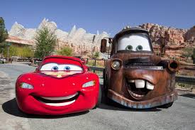 """Corro insieme a te! """"Cars"""""""