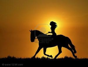 3085000-illustrazione-della-donna-equitazione-cavallo-al-tramonto