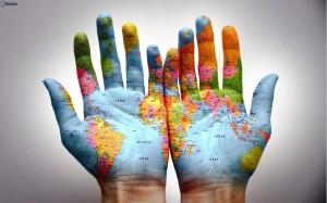 Un mondo nelle nostre mani creative!